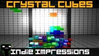 Indie Impressions - Crystal Cubes