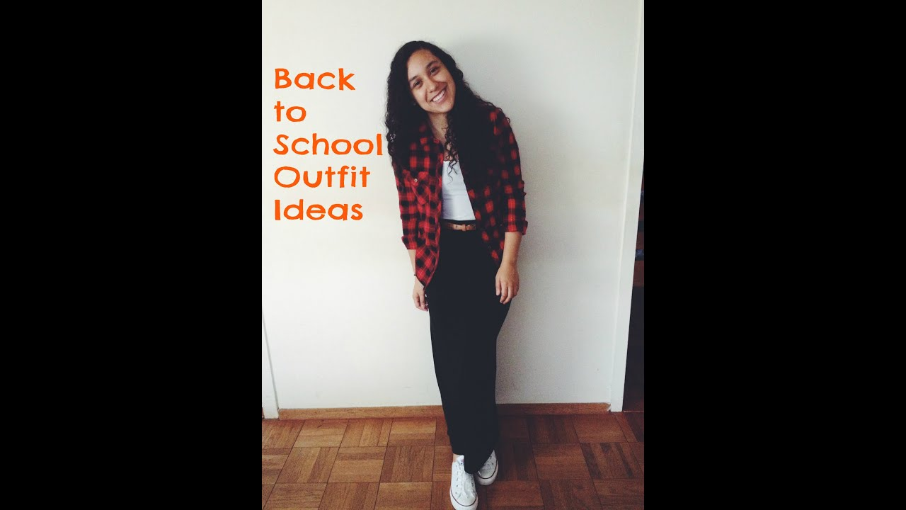 Back to School Look Book: Modest Outfit Ideas 2014 - YouTube