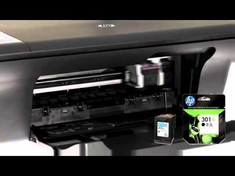 Impresora Multifuncion Hp Deskjet 2050 Youtube