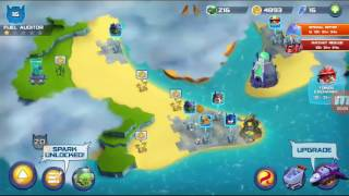 Angry birds transformers part 3