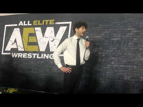 Tony Khan AEW Double or Nothing Media Scrum (Part 2)