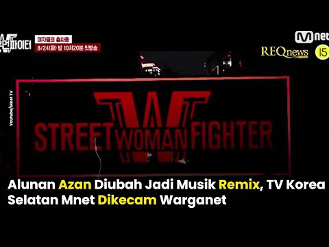 Heboh! Remix Suara Azan, Mnet Kena Sentil Warganet