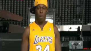Dizzee Rascal - Bonkers | Live @ T in The Park 2010 (HQ)