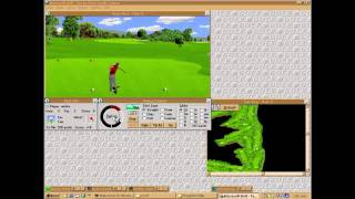 Microsoft Golf from Hell
