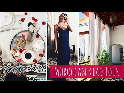 TRAVEL DIARY: DREAM MOROCCAN RIAD TOUR // RIAD TIZWA