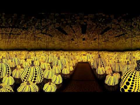 Yayoi Kusama Art – Victoria Miro Gallery – A 360 Degree Experience