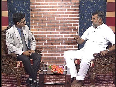 DD News AAMNE SAMNE with MP Prahlad Singh Patel by Aditya Shrivastava