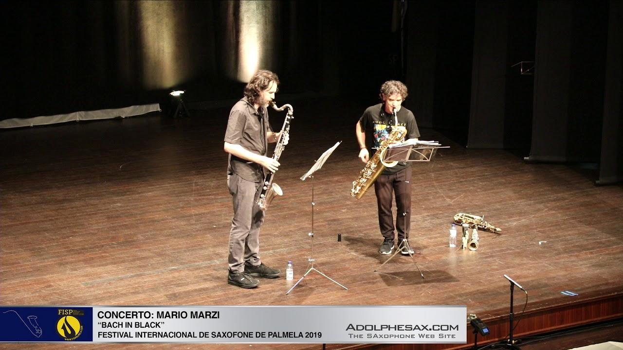 FISPalmela 2019 - Mario Marzi & Achille Succi - Bach in black V