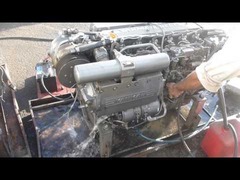Yanmar 6LY2 440HP Complete Marine Diesel Engine