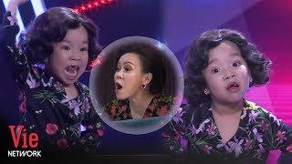 Bối Bối nhập vai thánh chửi Việt Hương thần sầu đốn tim dàn khách mời | Siêu Bất Ngờ Mùa 4 Tập 16