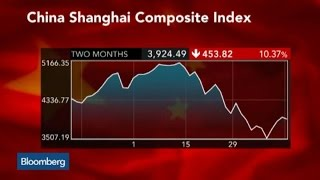 Will China Drag Down the Global Economy?