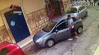 Tentano rapina di auto, identificato e fermato uno dei ladri
