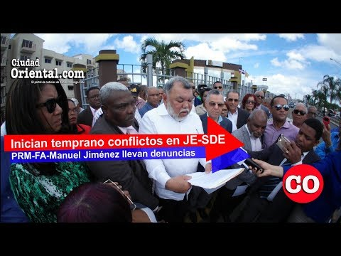 La Junta Electoral de SDE entra en escena