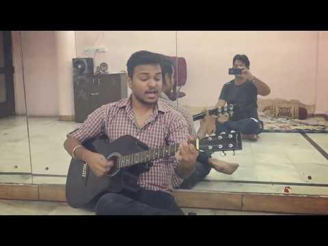 Mehndi Hasan- Rafta Rafta wo Meri Guitar Cover