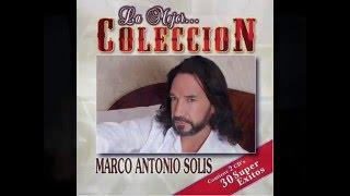 MARCO ANTONIO SOLIS - 40 AÑOS DE TRAYECTORIA - EXITOS - BUKIS 1976-2016 POPURRI