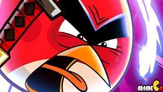 Angry Birds Fight! - Unbeatable Boss Piggies FINAL Map Flower Island Gameplay Part 44