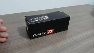 Óculos de sol Polarizado DUBERY D731 importado