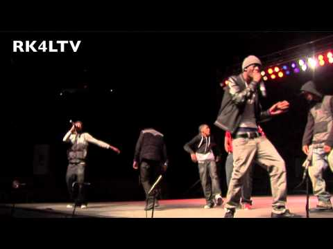 Rich Kidz - Bend Over - Live On Tour