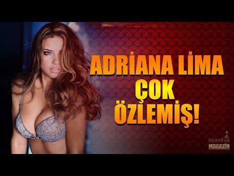 Adriana Lima, Metin Hara'nın Hasretine...