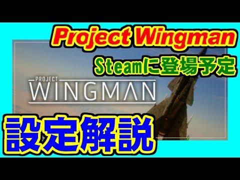[語り] Project Wingman の設定にツゐて [解説]