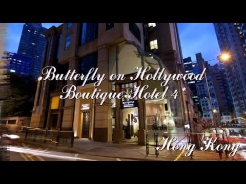 Butterfly on Hollywood Boutique Hotel 4* Гонконг