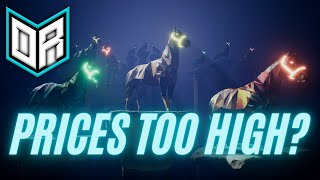 Zed Run Horse Prices and Breeding Value