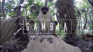GAMBIA 2018 - Banjul - Serekunda - Kololi
