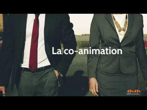 La Co-animation D'une Formation