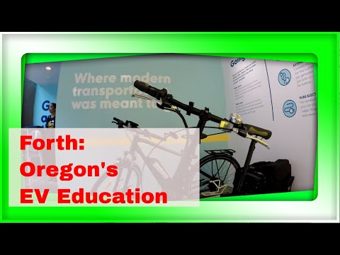(Go) Forth: Oregon's New Electric Car Advocacy and Education Showroom