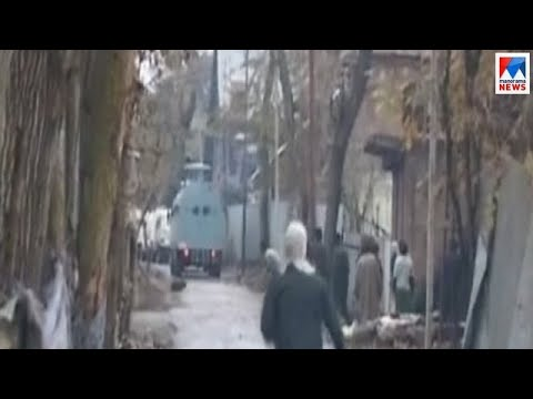 5 Terrorists killed in an encounter at Kashmir