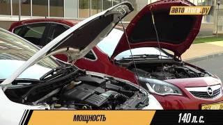 видео Kia Ceed vs Opel Aastra Киа Сид против Опель Астра что лучше