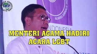 Download Video Tanggapan Tentang LGBT - Menteri Agama, MUI, Cak Nur MP3 3GP MP4