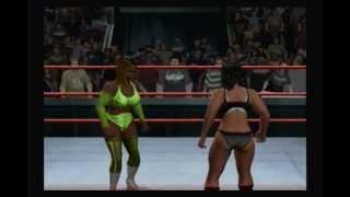 svr2010 : Rosa Mendes vs. Cameron Lynn w/Naomi Knight
