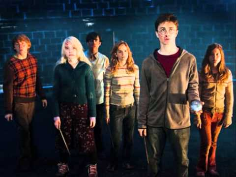 Harry Potter and The Order of The Phoenix - The Death of ...