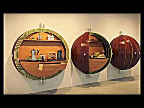 futuristisches küchendesign von 'splinterworks' aus england - youtube, Kuchen