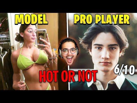 Rating Pro Fortnite Players w/a MODEL