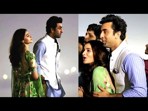 Alia Bhatt Ranbir Kapoor LIVE Video From Kumbh Mela 2019 | Brahmastra FIRST Look Launch