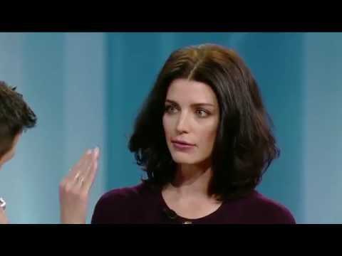 Jessica Paré on George Stroumboulopoulos Tonight: INTERVIEW