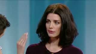 Jessica Paré on George Stroumboulopoulos Tonight INTERVIEW