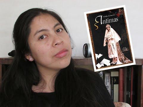 Reseña: Íntimas - Adela Zamudio