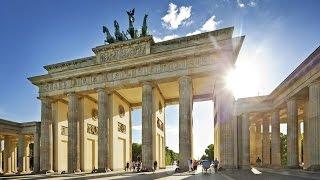 Berlin , Allemagne -  Tour de ville  ( Ultra 4K )