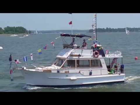 Blessing of the Fleet. City Island, NY. June 26, 2016.