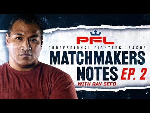Ray Sefo Breaks Down Key Fights From PFL 2, 2021