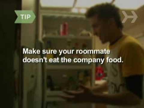 dating when you have a roommate
