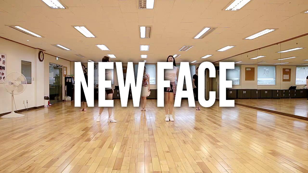 New Face Line Dance - 싸이 뉴페이스 라인댄스