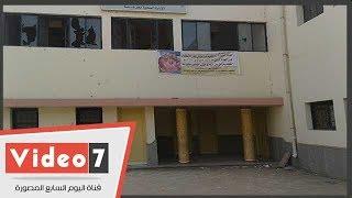وحدة صحة بيت داود بسوهاج بدون طبيب.. والإهمال يضرب المبنى