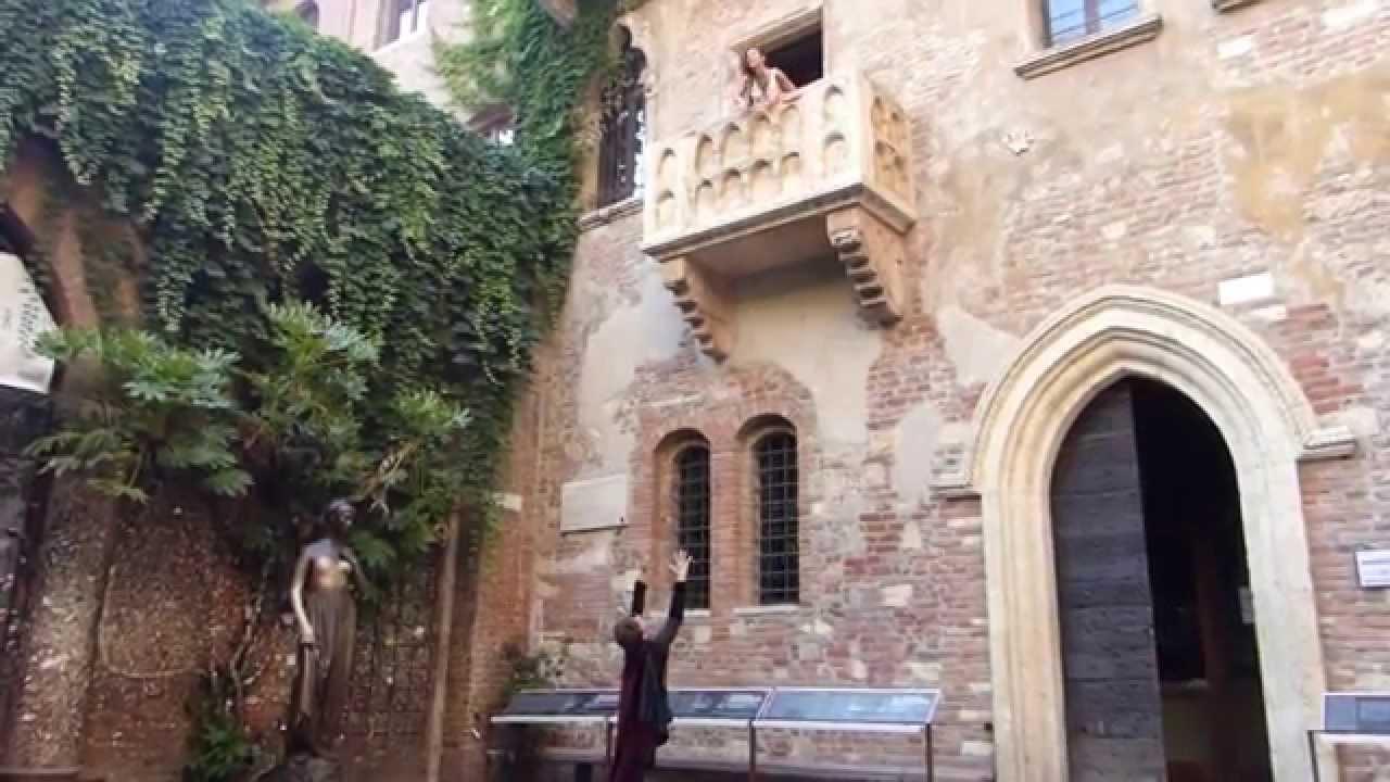 dismappa Verona - Giulietta e Romeo - Scena del balcone - YouTube