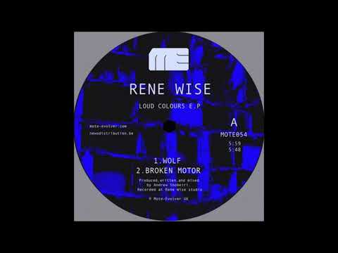 Rene Wise - Wolf