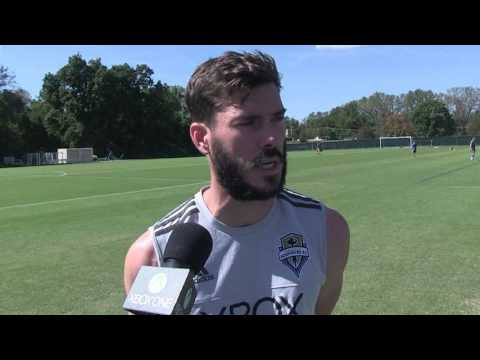 Interview: Brad Evans on the team's mentality heading into SKCvSEA