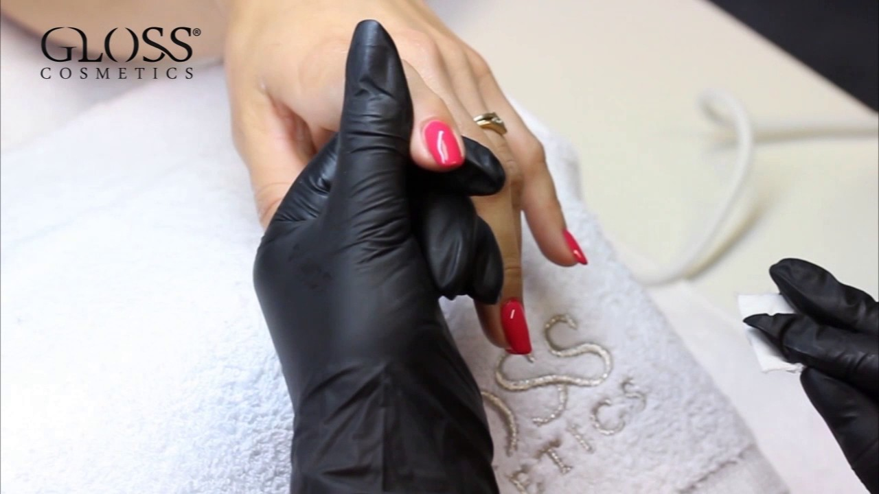 How To Ly And Remove Hybrid Nail Gel Polish Gellac Lack Nails